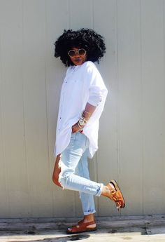 Fashion casual look for black girls. Check out store to find out your fav. Fashion casual look for black girls. Check out store to find out your fav. Fashion Mode, Look Fashion, Fashion Outfits, Womens Fashion, Fashion Advice, Fashion Brands, Spring Summer Fashion, Spring Outfits, Autumn Fashion