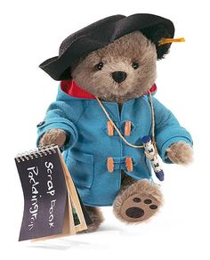 To know more about Steiff, Paddington Bear Paddington BearTM, visit Sumally, a social network that gathers together all the wanted things in the world! Featuring over 1 other Steiff, Paddington Bear items too! Steiff Teddy Bear, My Teddy Bear, Boyds Bears, Bear Toy, Vintage Teddy Bears, Vintage Toys, Antique Toys, Softies, Oso Paddington