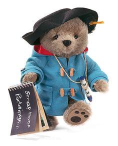 Steiff Paddington, I want this so bad! He's adorable!
