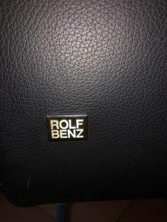 Rolf Benz Esszimmergarnitur Esstisch Lederstühle in Hessen - Neuberg Benz, Louis Vuitton Twist, Shoulder Bag, Hessen, Dinner Table, Shoulder Bags