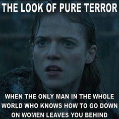 But You Do Know Something, Jon Snow! Come Back! hahahaha....haha.