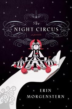 The Night Circus. Fantasy novel about a magical victorian circus.  2011.