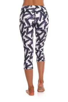 bf5fb530c ZEROGSC Women's Yoga Pants - Workout Running Tummy Control Stretch Power  Flex Long/Capris Leggings #zerogsc #yogapants #activewear #leggings  #workoutpants # ...