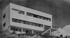 Dávid-Villa by Dávid Károly BUDAPEST, XI. SOMLÓI ÚT 76 David Villa, Art Nouveau, Art Deco, Bauhaus Style, Le Corbusier, Hungary, Budapest, Modern Architecture, Old School