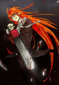 Grell - Black Butler - Kuroshitsuji