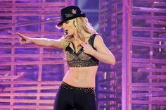 Britney Spears Celebrates Las Vegas Residency Anniversary | Billboard