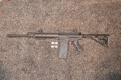 RAS-12 Shotgun with Propriatary 12 gauge Ammo - The FAL Files