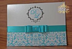 Convite para Casamento | R.E Design oi | Elo7