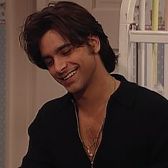 John Stamos Young, Young John, Beautiful Boys, Pretty Boys, Beautiful People, John Stamos Full House, Tio Jesse, Jesse From Full House, Michelle Tanner