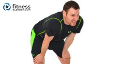 Total Body Boot Camp Round 2 - High Intensity Interval Training Workout - At Home Tabata Challenge: Fitness Blender