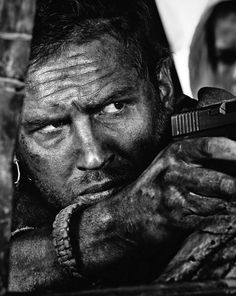 Tom Hardy - #MadMax can't wait to see this