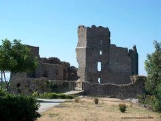 Château de Saissac - France