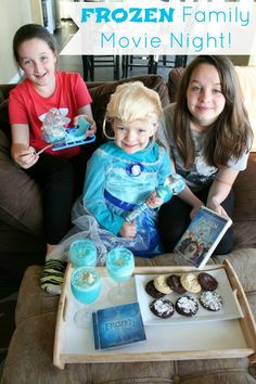 It's a Lovely Life! Travel, Recipes, So Cal Lifestyle, Mom Talk and More Blog | FROZEN DVD Family Movie Night! #ad