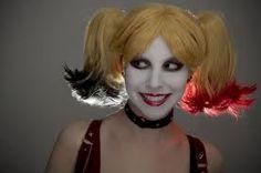 Harley Quinn hair