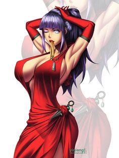 Naruto – Yi Qiang – Hyuuga Hinata