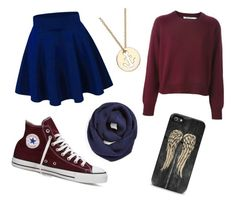 """""""Untitled #33"""" by angelester ❤ liked on Polyvore featuring BP., Eliot Danori, Converse and Samsung"""