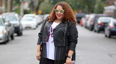 15d82cd9d57 Fashion Blogger Spotlight  Sandra of La Pecosa Preciosa. Plus Size ...