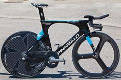 Chris Froome's Pinarello Bolide, Tour De France - 2013