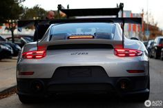 2018 Porsche 911 GT2 RS Spotted on Spanish Streets
