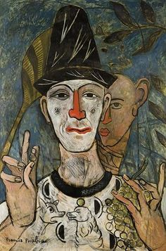 Pierrot, 1932/1937, Francis Picabia