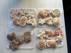 Koekjes voor de bakkerswinkel, kleuteridee.nl , thema bakker voor kleuters School Themes, Childrens Party, Pain, Restaurant, Cupcakes, Breakfast, Desserts, Activities, Bakery Business