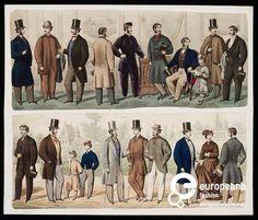 1864 fashions