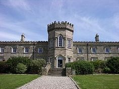 Dungiven Castle, in Dungiven, County Londonderry, Northern Ireland, dates back to the 17th century although most of the current bulding dates from the 1830s.