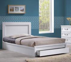 LIFE κρεβάτι μονό με συρτάρι ΕΜ3632,1 - SOFA KING Έπιπλα για το σπίτι και την επιχείρηση