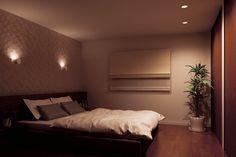 寝室の照明計画