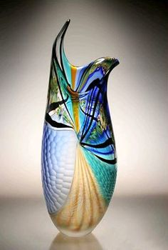 Glass Art by Afro Celotto