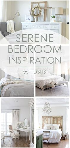"Master Bedroom Design Inspiration | The Horrid ""Before"" Picture - Tidbits"