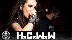 JINJER - WHO IS GONNA BE THE ONE - HARDCORE WORLDWIDE (OFFICIAL HD VERSI...