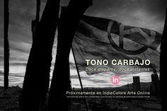 """:: TONO CARBAJO :: Muy pronto podrás conocer la nueva obra de este gran artista comprometido como pocos. Con gesto rotundo, sus obras nos acercan a los ecos de una poética agridulce en un mundo herido y rasgado... """"La omnipresente y siempre dispuesta estupidez humana, parece que lo impregna todo..."""" Próxima entrevista en el Blog de IndieColors.  #tonocarbajo #fineart #exhibition #photography #art #fotografia #arte #exposicion"""