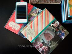 A photo book for all my iPhone pictures!  I am so going to do this!!
