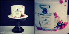 Chanel Cake Chanel Cake, Tableware, Desserts, Inspiration, Food, Sugar, Dinnerware, Biblical Inspiration, Meal