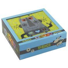 Cubes Robots - Cubes Mudpuppy