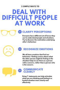 Difficult people can make going to work a headache. Try these 3 conflict resolution strategies to transform workplace disagreements and improve communication. Leadership Coaching, Leadership Development, Leadership Quotes, Leader Quotes, Teamwork Quotes, Life Coaching, Professional Development, Improve Communication, Effective Communication
