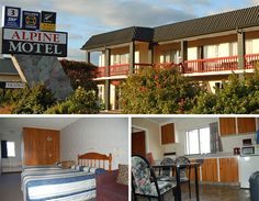 Best pick,  downstairs.  Alpine Motel Oamaru welcome Families, Groups, Corporates & Independent Travellers to stay at our affordable, clean, spacious motel units or 3 bedroom House.