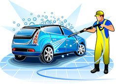 Washing your car is the most important step of the maintaining car shine. If you want your car look millions of dollars, make sure you wash the car every 15 days. High-pressure washing, removing all the dirt, dust, water, and residual salt, especially in the area behind the casting, such as between the wheels, under the bumper, and others.