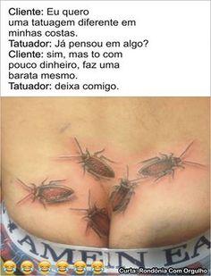 Tatuagem barata