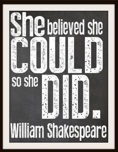 Shakespeare Inspirational Typography Word Art Quote Print - for Olivia's room Great Quotes, Me Quotes, Inspirational Quotes, Motivational Lines, Shirt Quotes, Writer Quotes, Wall Quotes, Wood Wall Decor, Wood Wall Art