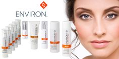 Environ Skin Care is one of the most powerful lines in the world. Why does some skin care work better than others? It's because the creators understand the physiology of the skin. It's all in the ingr