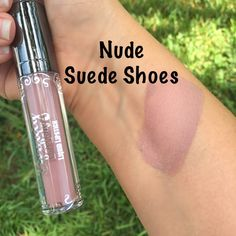 Nude Suede Shoes Liquid Lipstick Matte Liquid by BeautyBarBaby