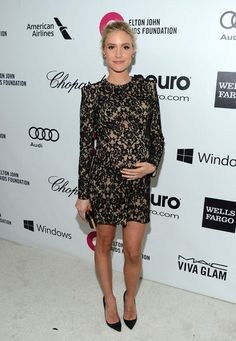 Kristin Cavallari at Elton John AIDS Foundation Oscar Viewing Party