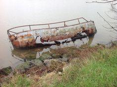 Old boat!
