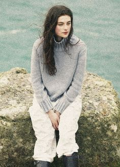Cabbages and Roses Summer 2013 model Millie Brady