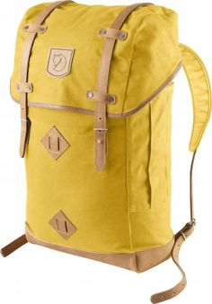 Fjällräven Rucksack No.21 Large don't know why but I really like this color