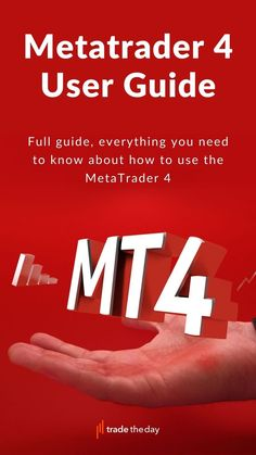 User's guide to MT4, Full guide, Everything you need to know about how to use the MetaTrader 4 Forex Trading Brokers, Forex Trading Platforms, User Guide, Being Used, Need To Know, Education, Life, Manual, Onderwijs