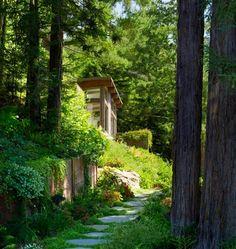 Mill Valley Cabins, Feldman Architecture