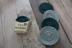 Free Face Scrubby Crochet Pattern